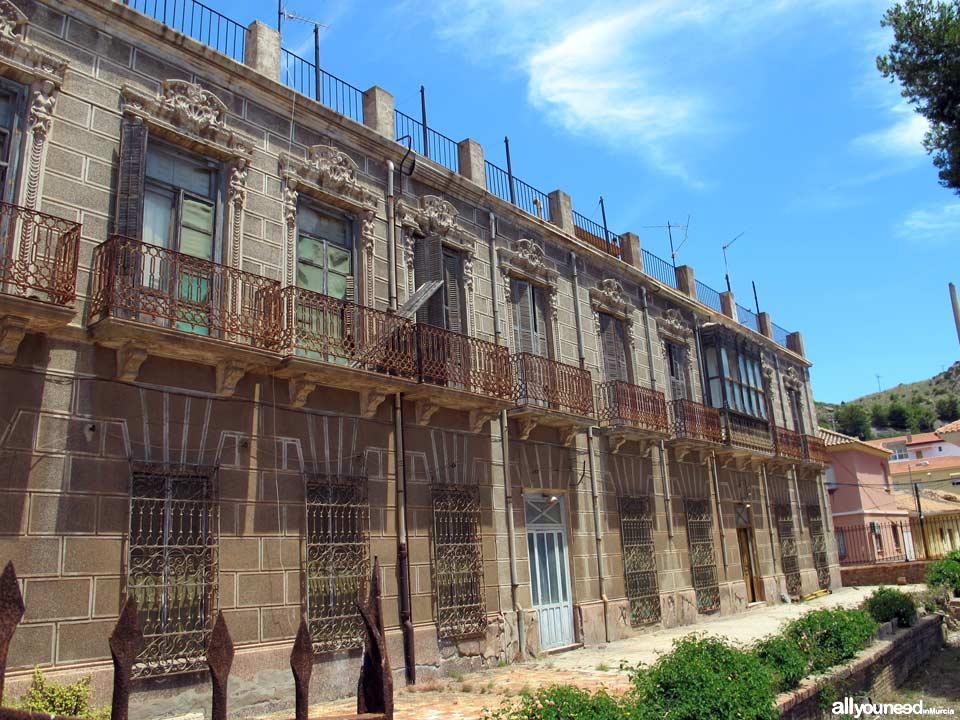 Casa Miguel Zapata Sáez - Tío Lobo - Portman