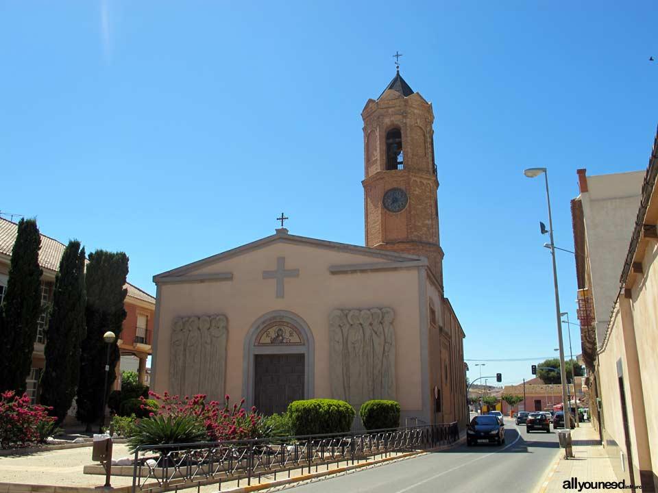 Iglesia de los Dolores