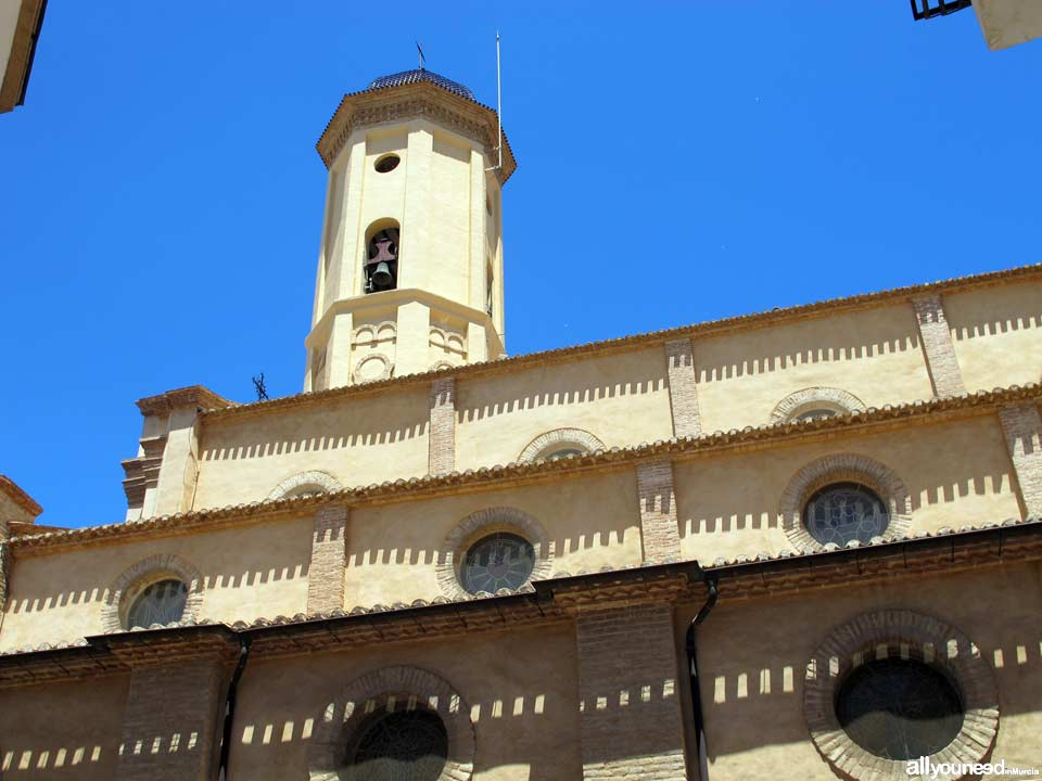 Rosario Church. la Unión