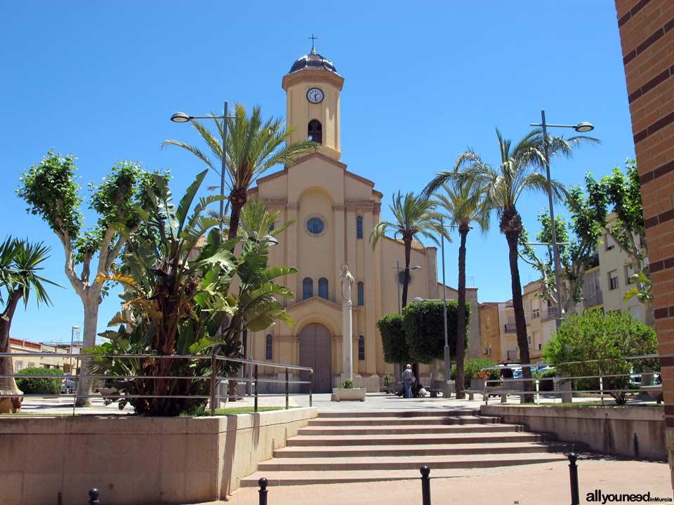 Iglesia del Rosario de La Unión