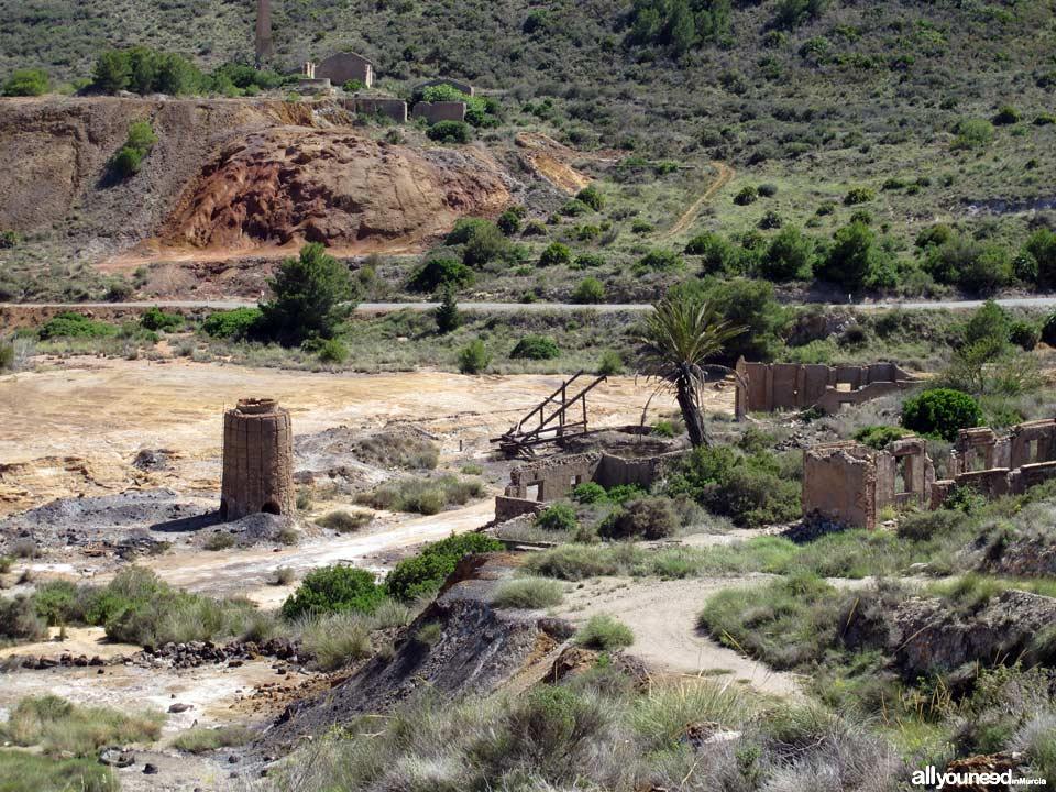 Mining Landscape of La Unión