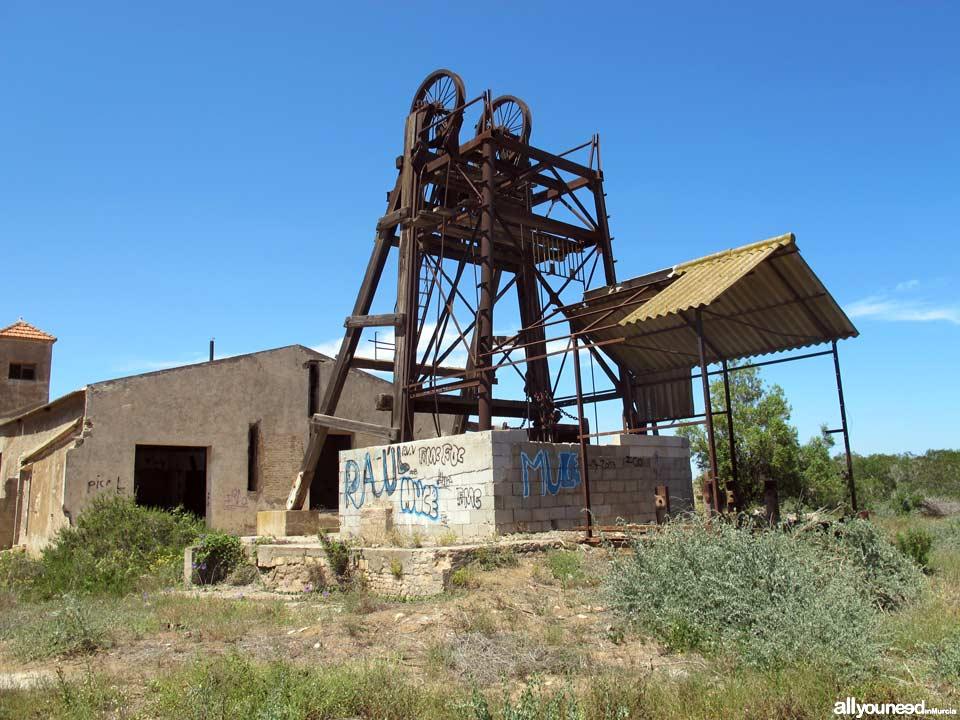 Paisaje Minero. la Unión