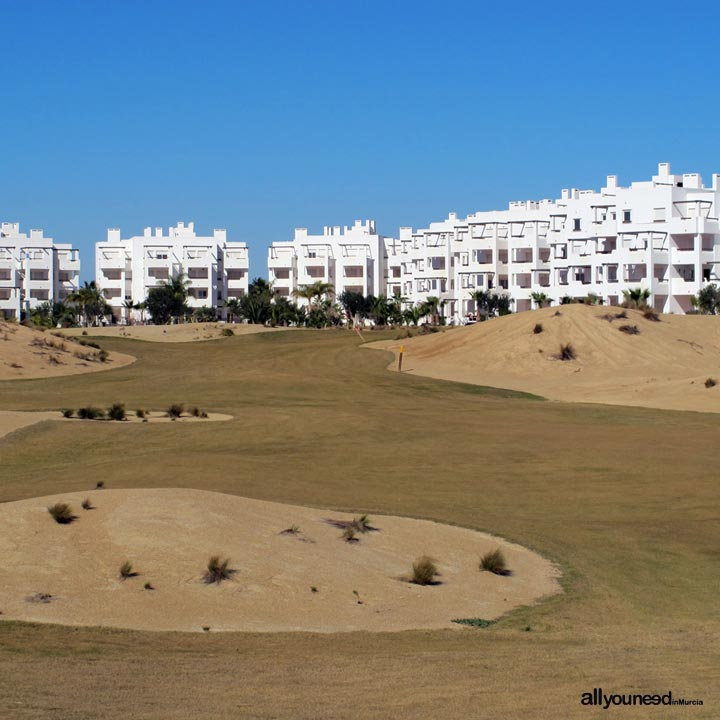 Las Terrazas de la Torre. Golf Courses in Murcia -Spain-