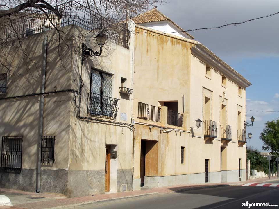 Casa Herederos Chico de Guzmán de Librilla