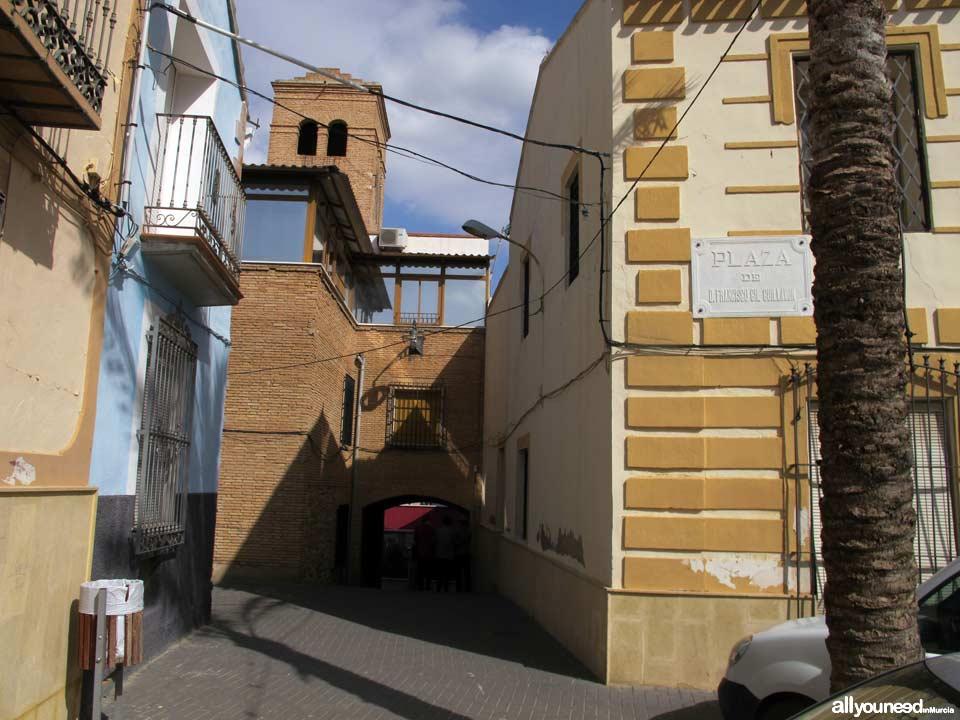 Edificio del Ayuntamiento de Librilla