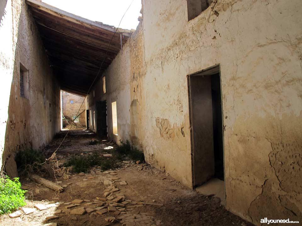 Casa del Postas del Duque de Alba
