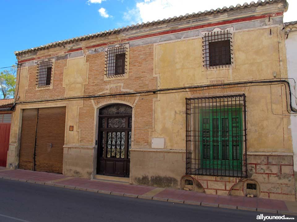 Caserón Marqués de Camachos de Librilla
