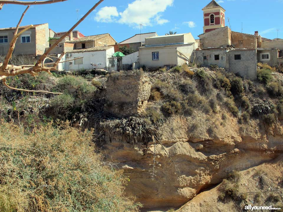 Castle of Librilla. Murcia Castles of Spain