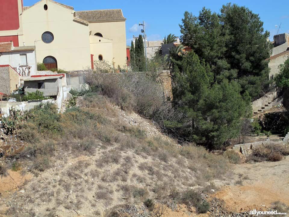 Castillo de Librilla. Murcia. Castillos de España