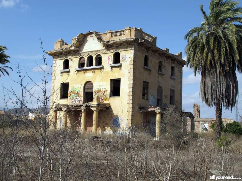 Villa Rosalía o Mansión de los Méndez