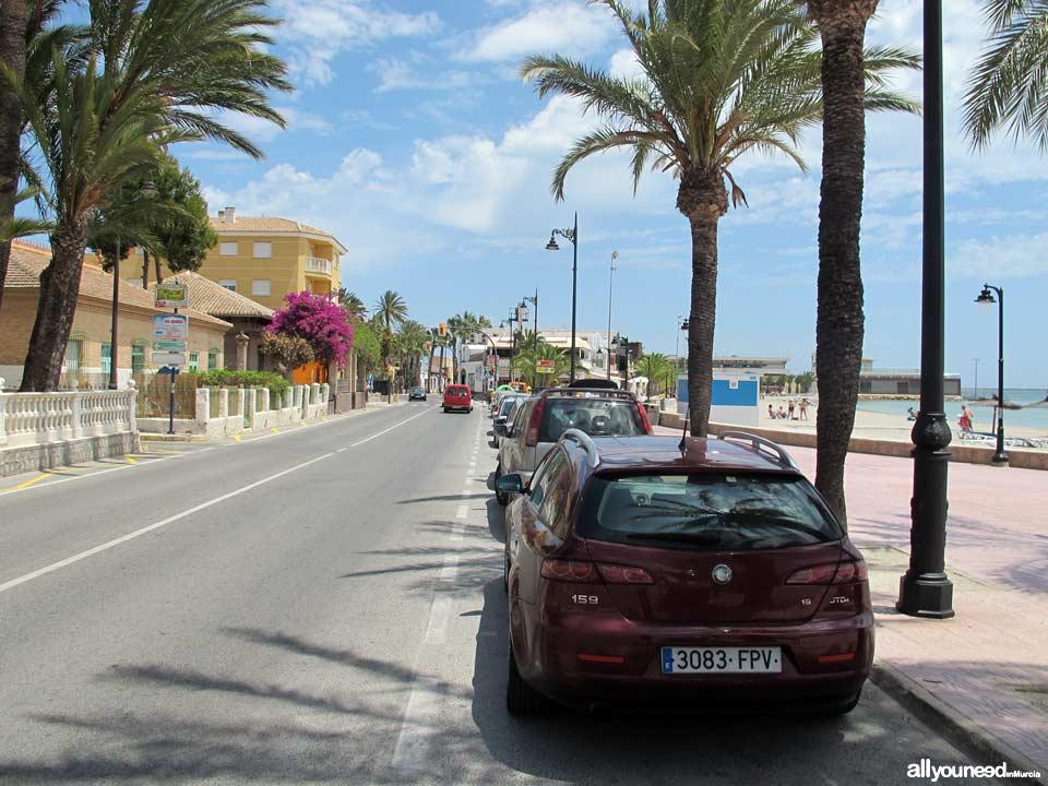 Avenida Generalisimo