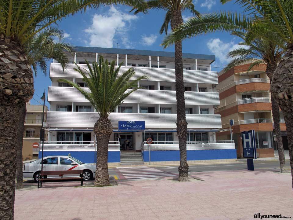 Hotel Neptuno en Lo Pagán