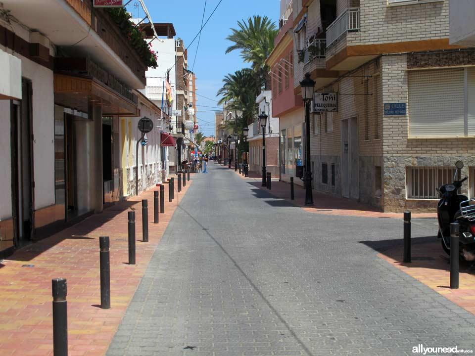 Calle Antonio Tarraga