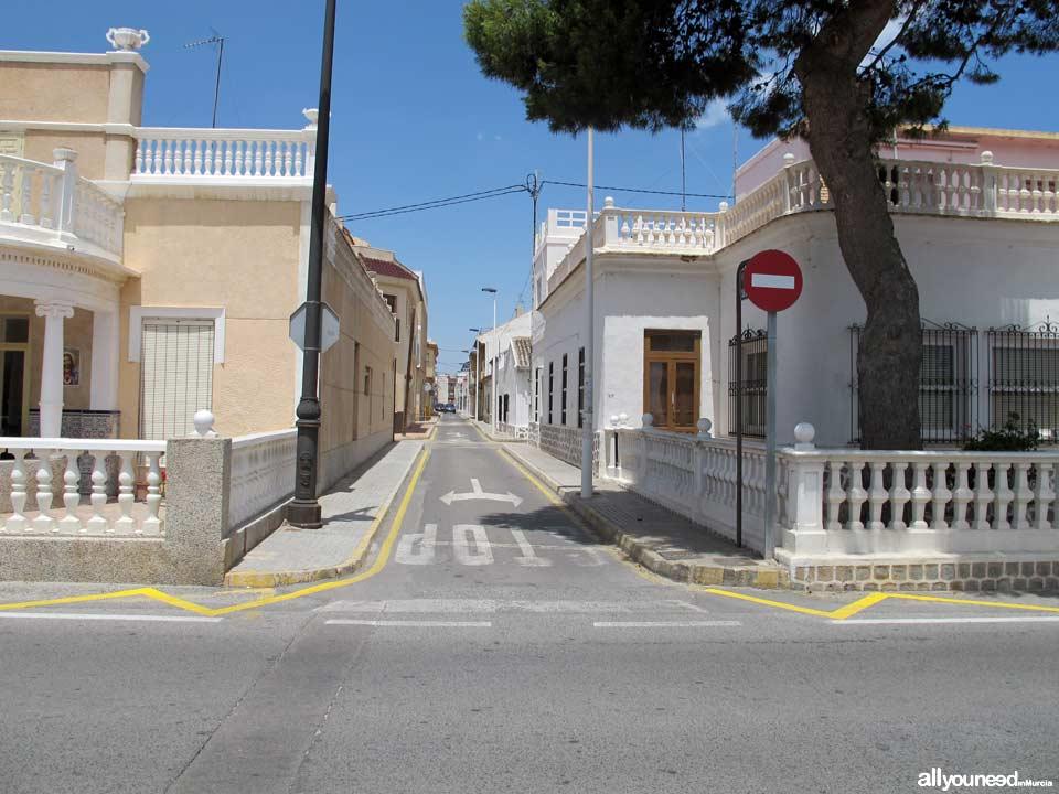 Calle Sáez Flores