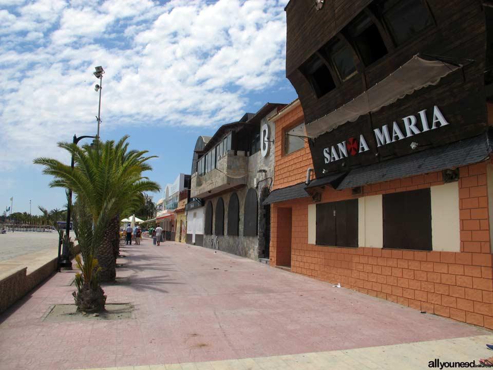 Zona Pubs en Lo Pagán