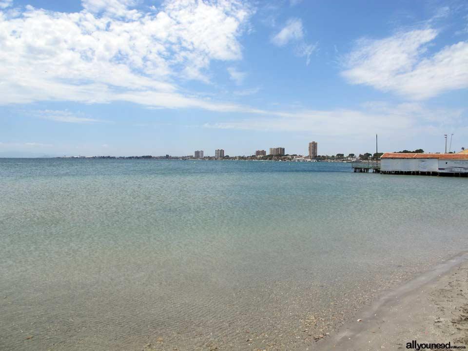 Playa de La Puntica
