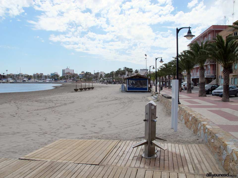 Playa de Villananitos