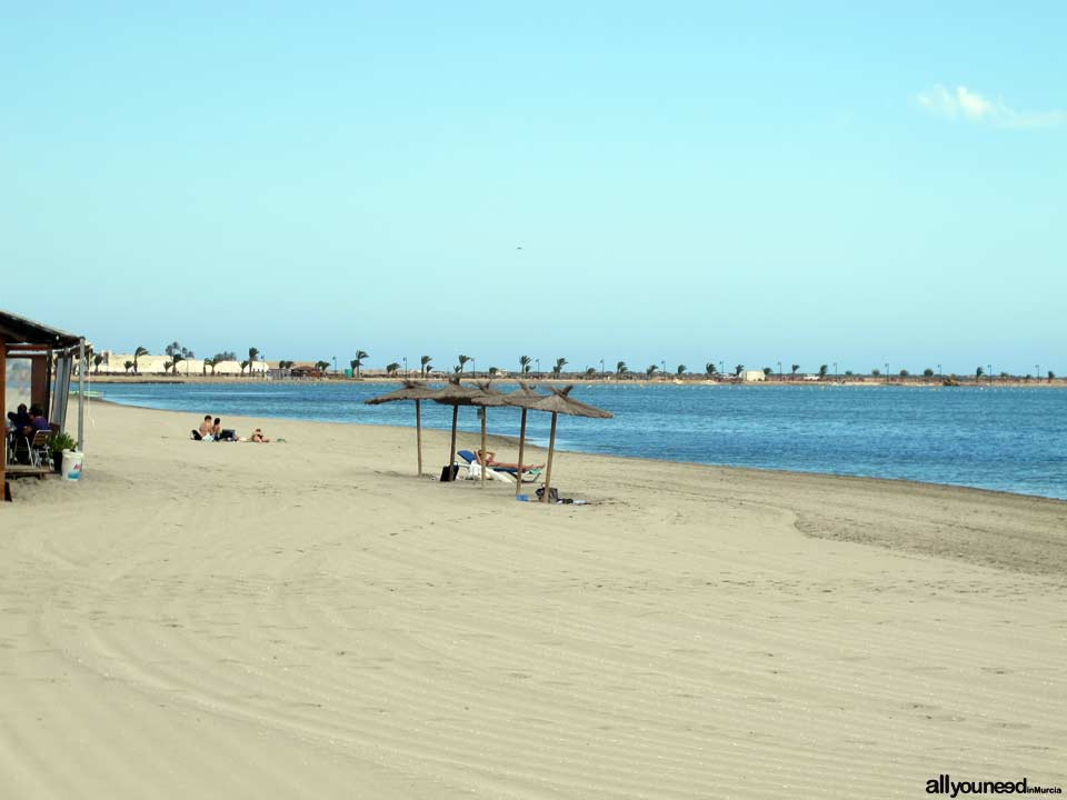 Villananitos Beach