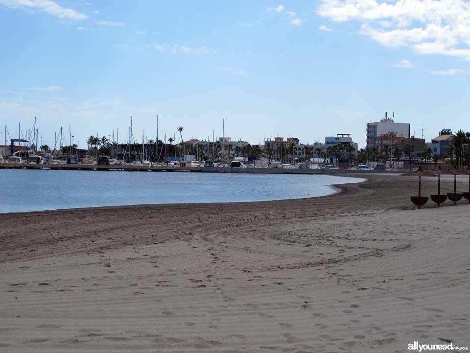 Puerto de Lo Pagan