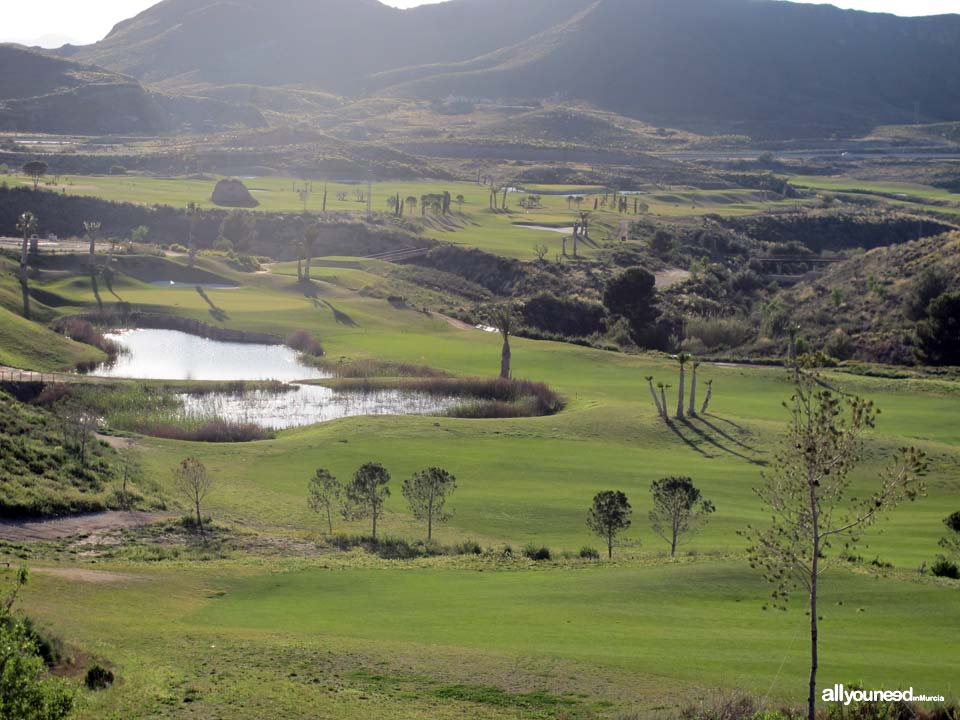 Lorca Golf Resort en Murcia. España
