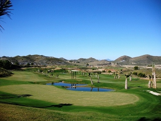 Lorca Golf Resort. Campos de Golf en Murcia -España-