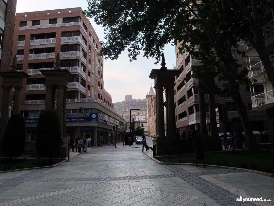 Alamedas de Lorca