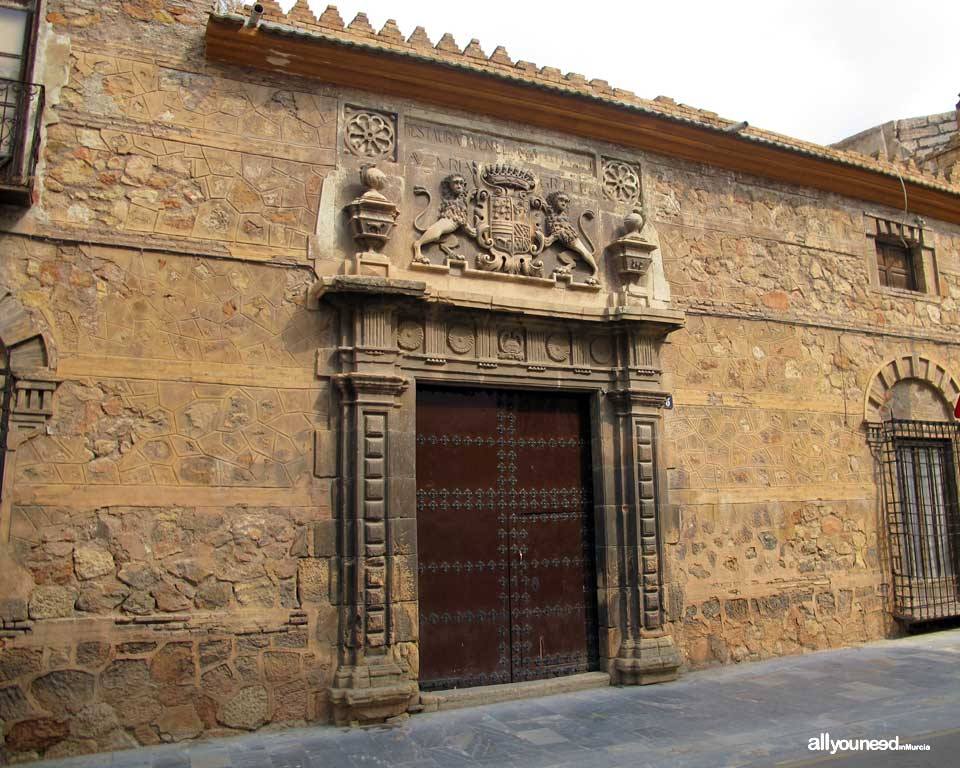 Casa de los Condes de San Julian