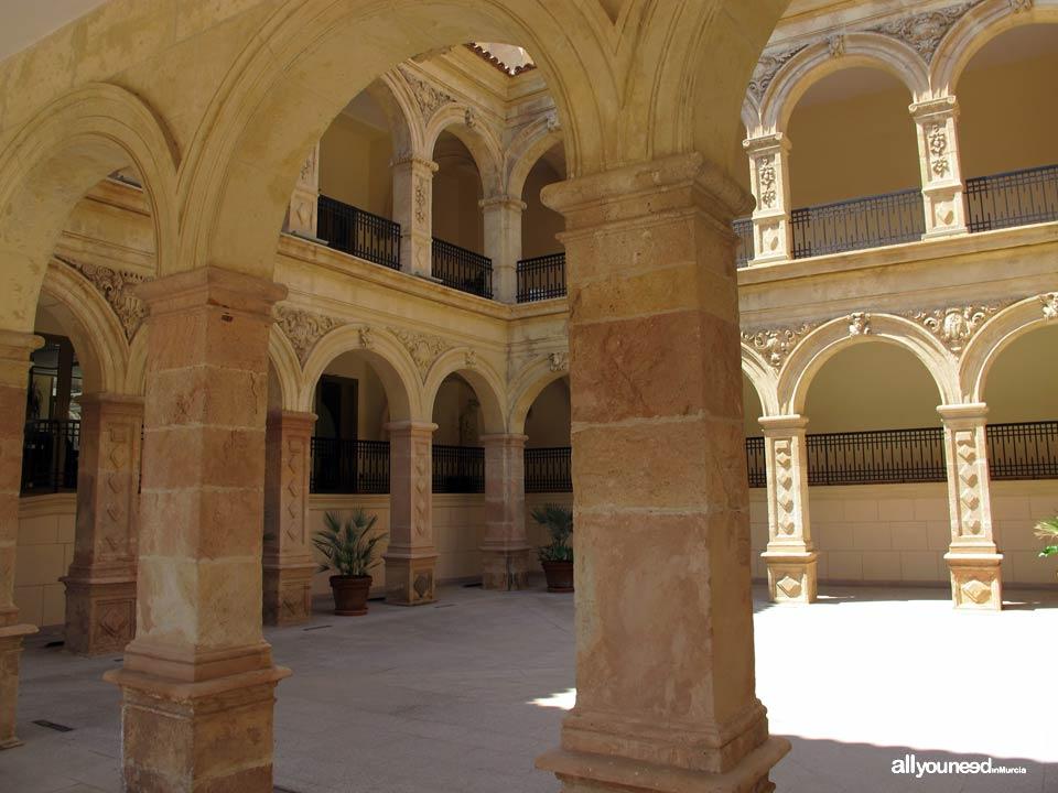 Claustro del Convento de la Merced