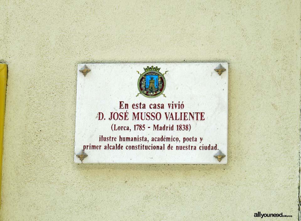 Casa Don José Musso Valiente