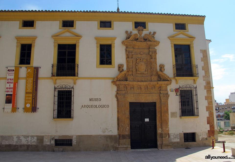 Casa Palacio Salazar Rosso - Museo Arqueológico