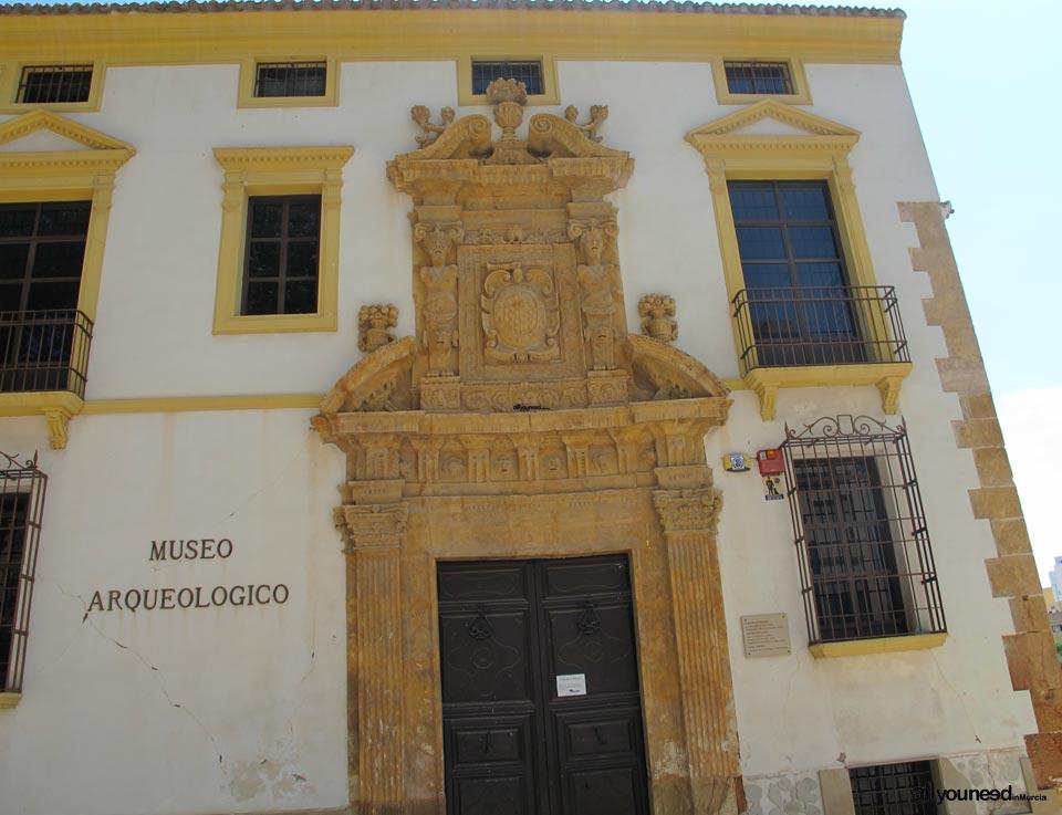 Casa Palacio Salazar Rosso - Museo Arqueológico en Lorca