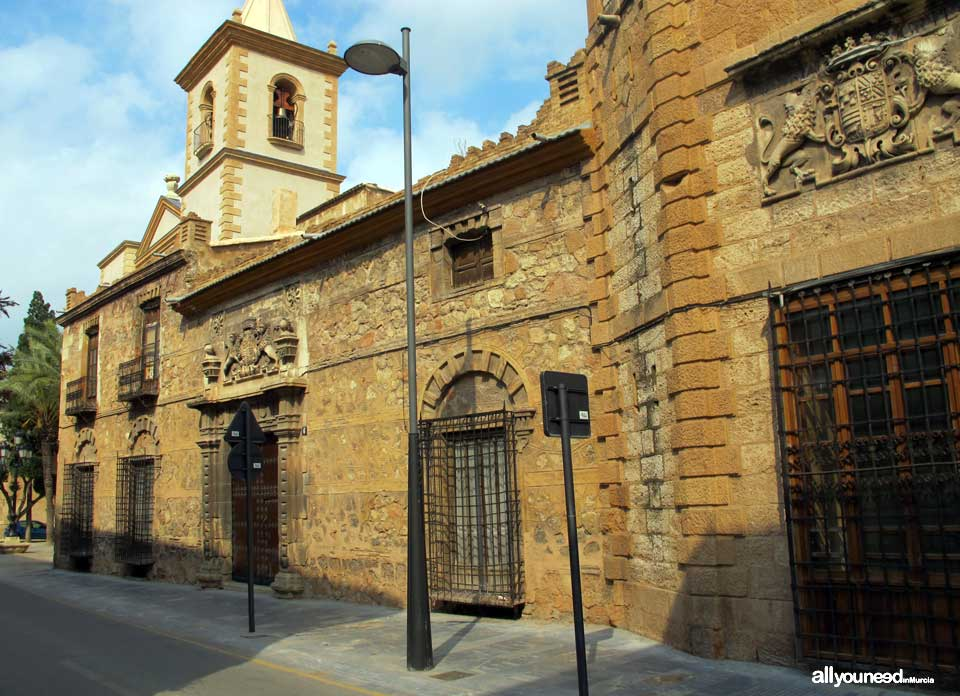 Palace of the counts of San Julián