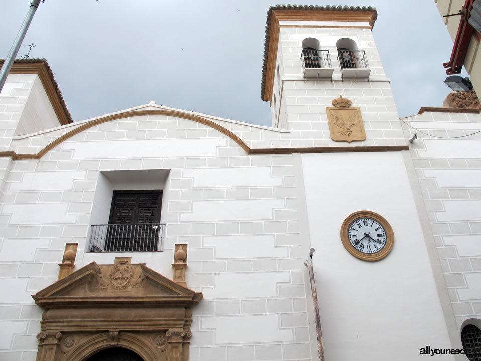 Monumental Ensemble of Santo Domingo