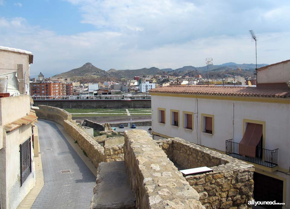 The Defence Wall of Lorca