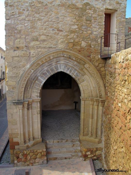 The Porche of San Antonio