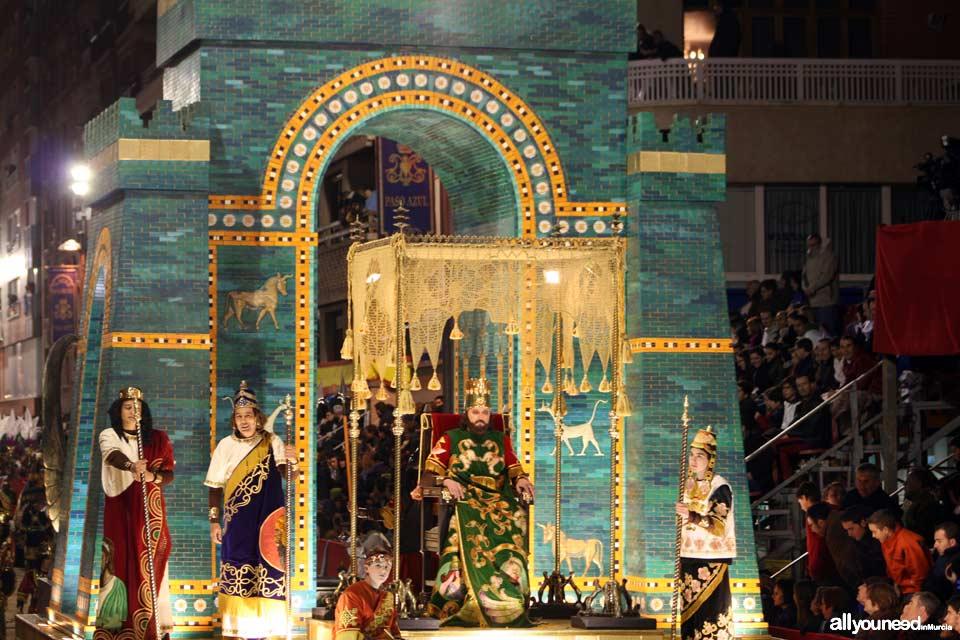 Holy Week in Lorca