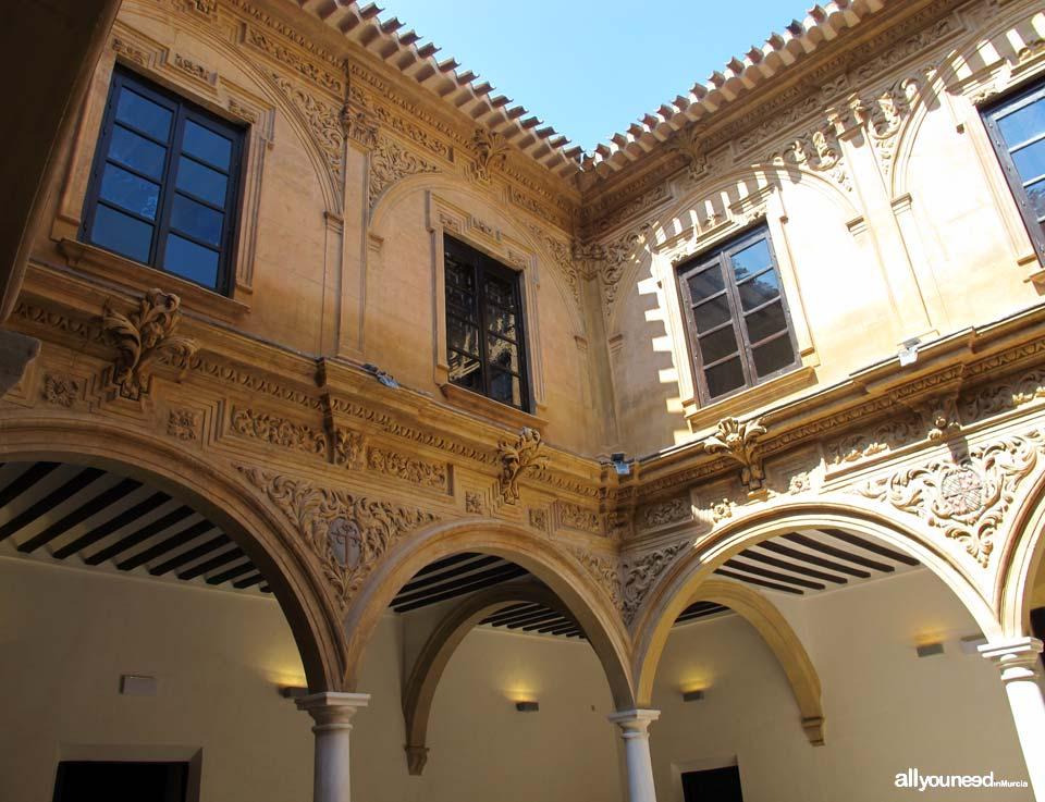Interior Palacio de Guevara