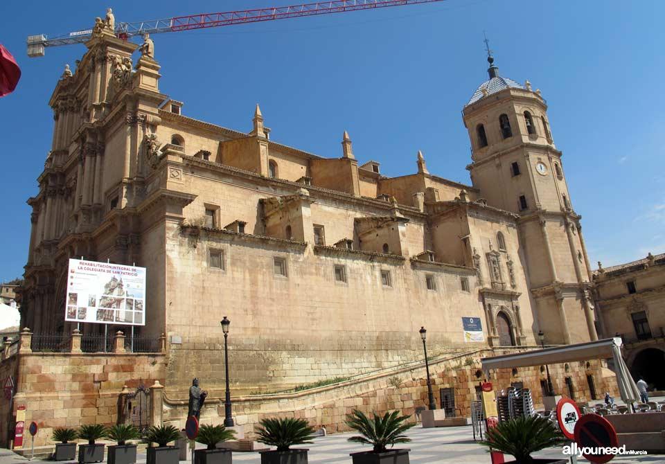 Iglesia Colegial de San Patricio