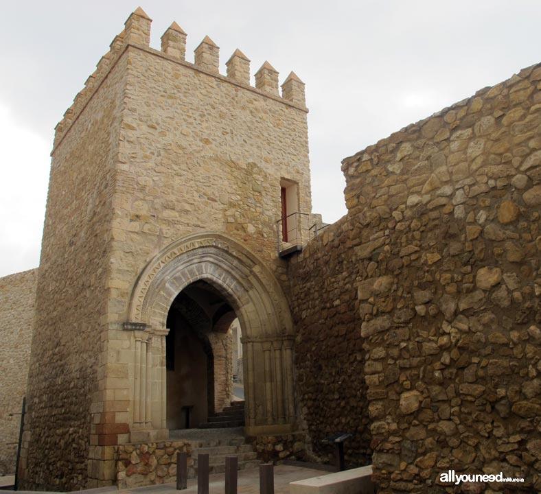 Muralla de Lorca