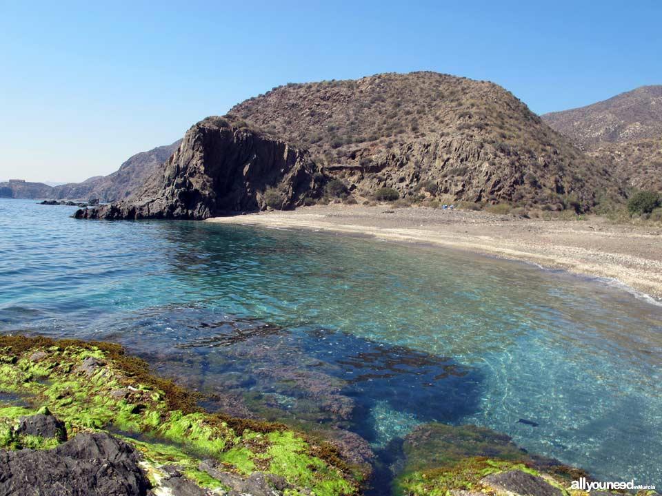 Cala Honda. Playas de Lorca