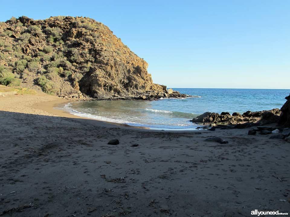 Playa Baño de las Mujeres. Playas de Lorca