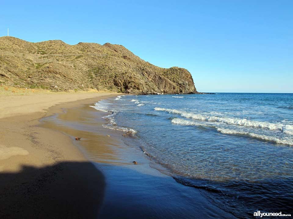 Playa de Calnegre. Lorca