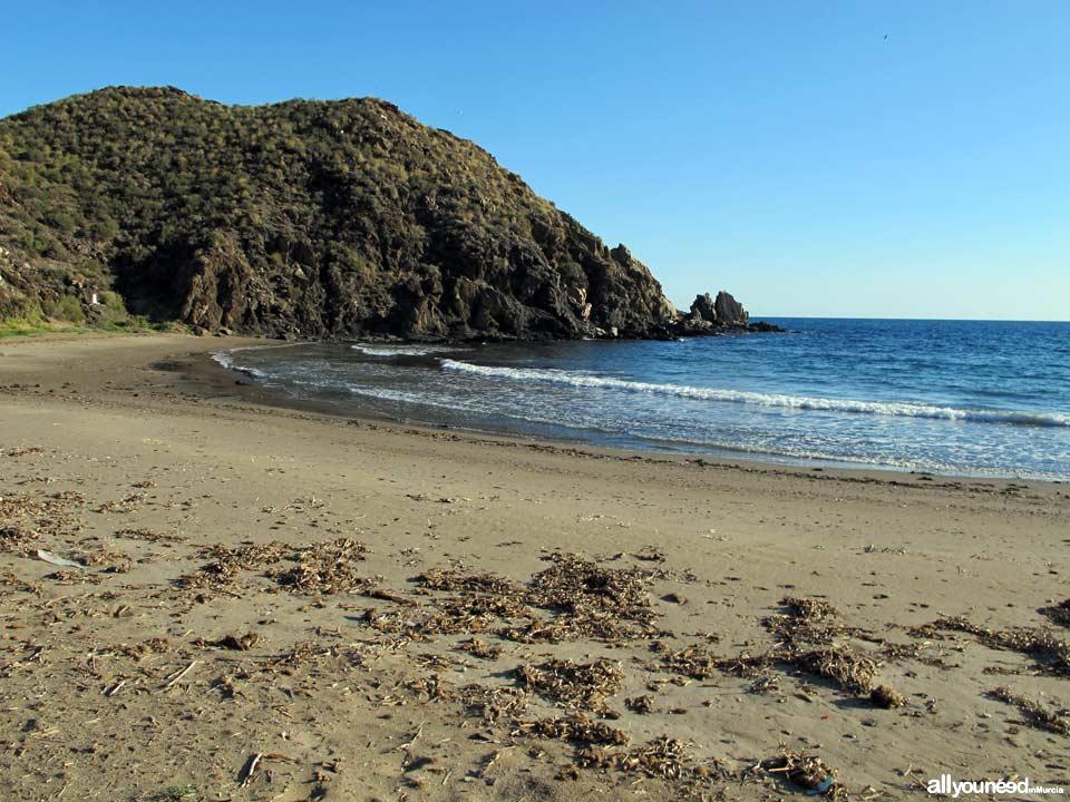 Playa del Siscal. Playas de Lorca