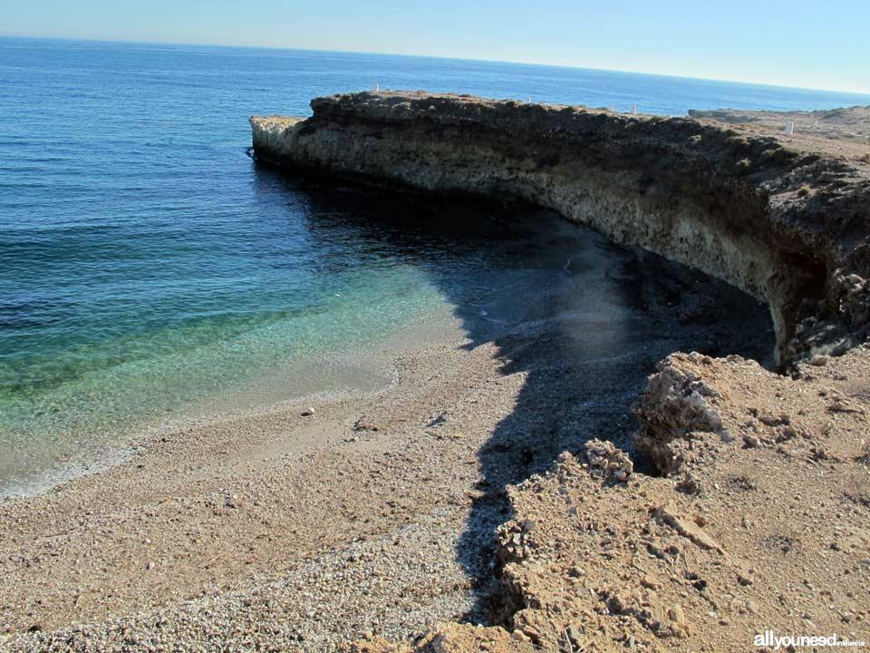 Playa Larga. Playas de Lorca