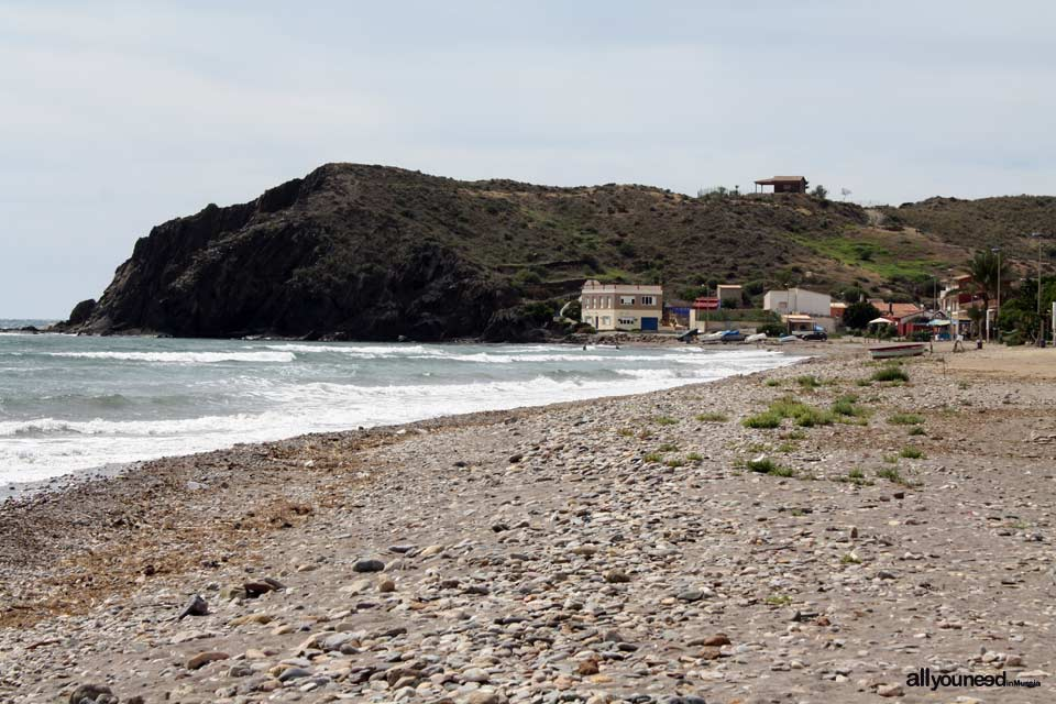 Puntas de Calnegre Beach