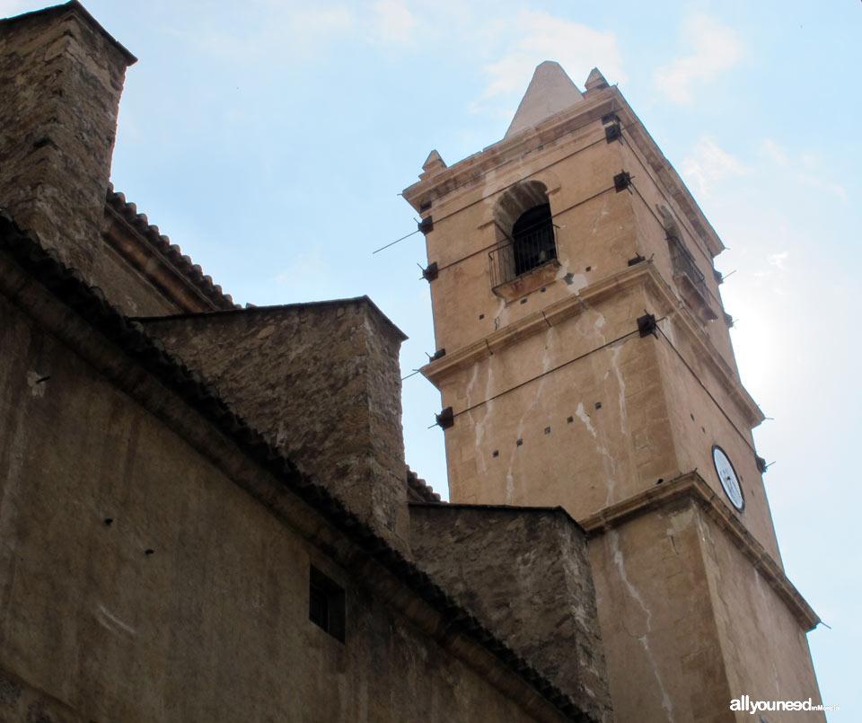 Torre Santisima Virgen de los Dolores