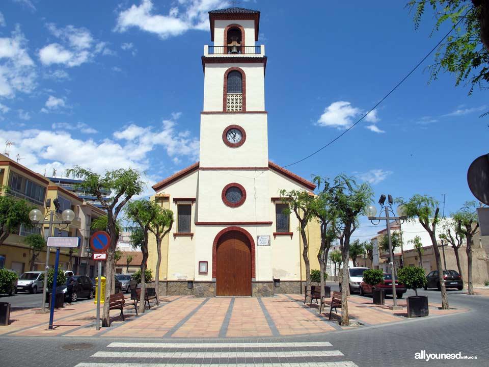 Iglesia Nuestra Señora de la Asunción. Los Alcázares