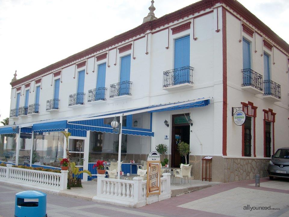 Hotel-Restaurante La Encarnación. Los Alcázares