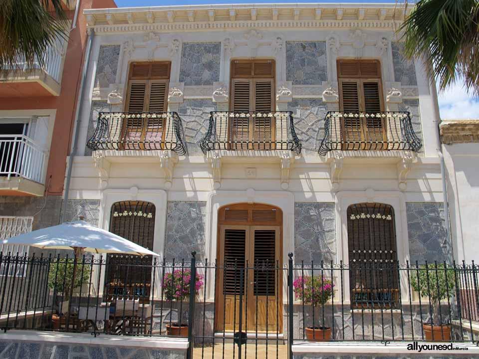 Casa de veraneo. Paseo Manzanares. Los Alcázares
