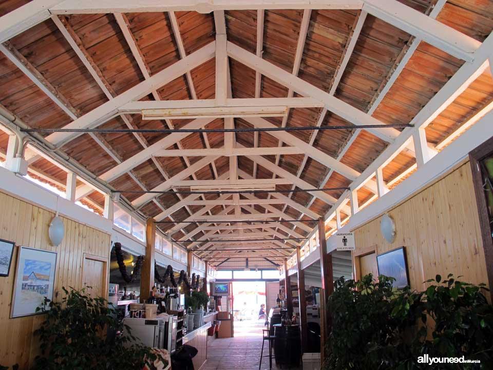 Restaurante Balneario San Antonio